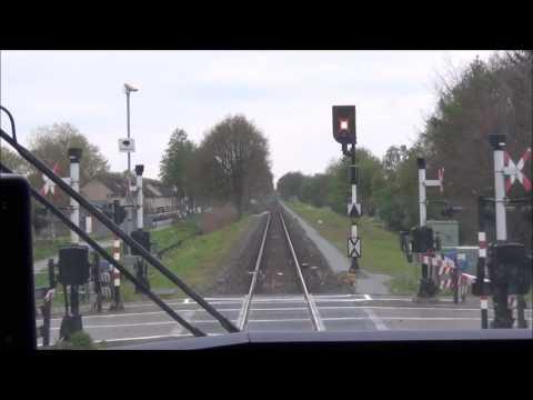 Trein Gronau - Enschede