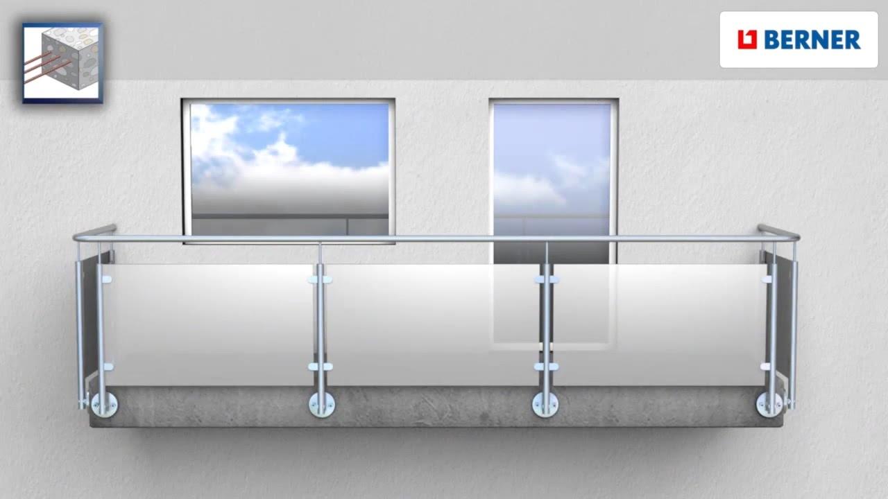 Ripresa di getto per la realizzazione di un balcone youtube for Costo per costruire report