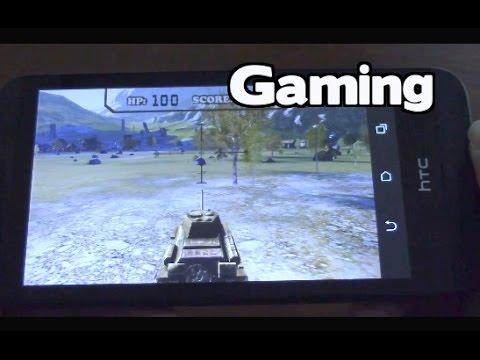 HTC Desire 510 - Gaming Performance (50fps)