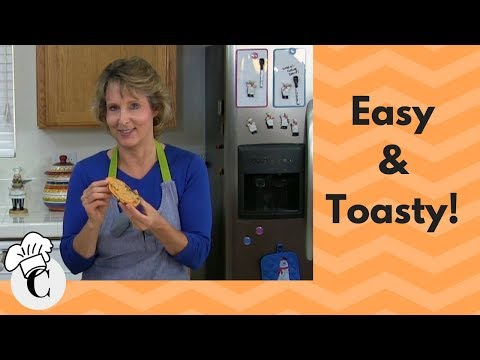 How to Make Sweet Potato Toast! A Quick, Healthy Breakfast Recipe!
