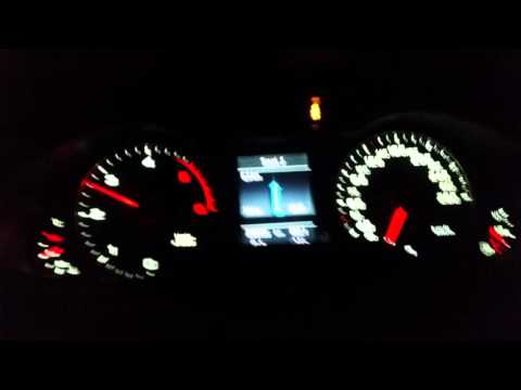 Audi A4 B8 2.0TDI Multitronic 105KW CAGA kickdown 0-100 S/D ESP ON/OFF