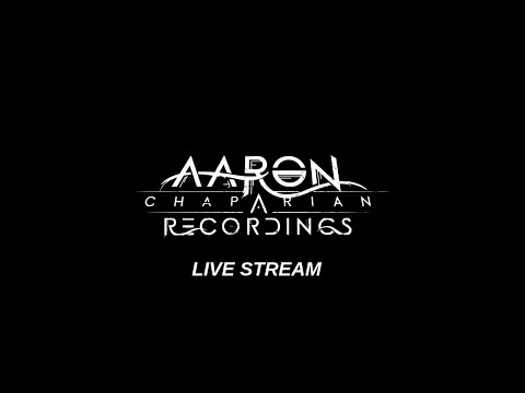 LIVE STREAM #4 - Writing Session for SOVEREIGN (Rap/Djent)
