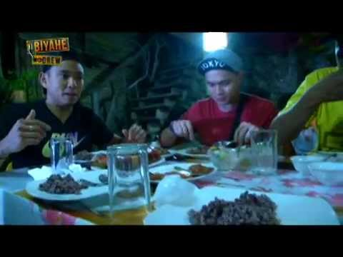 'Biyahe ni Drew' in Bucas Grande (Full episode Dec. 5, 2014)