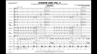 Stadium Jams - Vol. 3 arranged by Paul Murtha