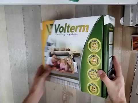 Нагревательный тонкий кабель Volterm HR