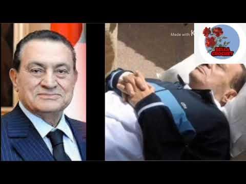 وفاة الرئيس السابق حسني مبارك على عمر يناهز 92 سنة ان لله و ان اليه راجعون