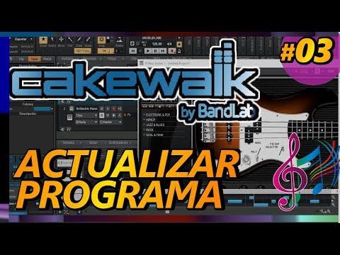 cakewalk-by-bandlab:-actualizar-programa,-complementos,-efectos,-instrumentos-tutorial-03