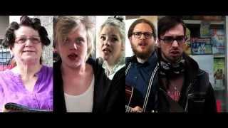 Egotronic - Die Band der Vollidioten (feat. Crackhuren-Chor)