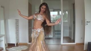 Скачать Wael Kfoury Enta Habibi Isabella Arabic Belly Dance وائل كفوري انت حبيبي HD