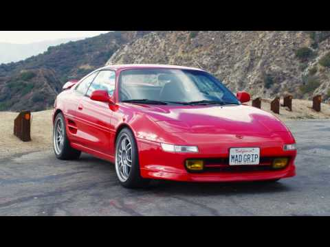 Turbo MR2 Review!-Mid Engined Warrior