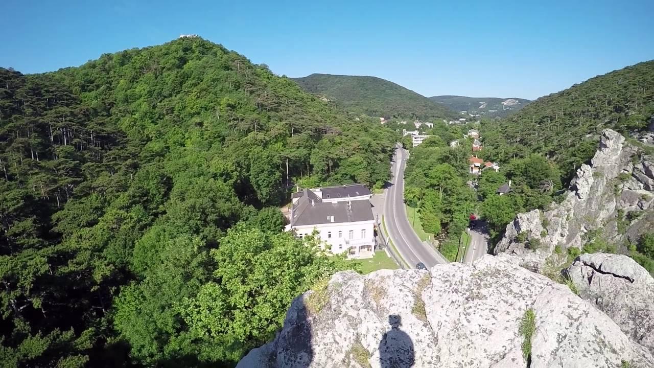 Mödlinger Klettersteig : Mödlinger klettersteig b c full hd youtube