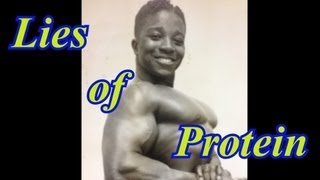 Leroy Colbert Speaks about The Lies of Protein