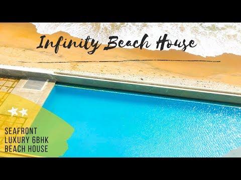 Infinity Beach House ECR | Seafront Cozy Beach House In Chennai |