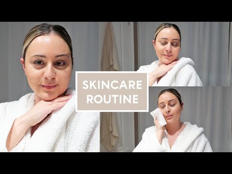 MY EVERYDAY SKINCARE ROUTINE - Morning & Night thumbnail