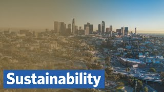 Can Los Angeles Be Sustainable?