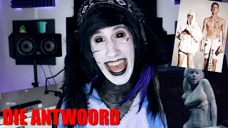 Goth Reacts to Die Antwoord