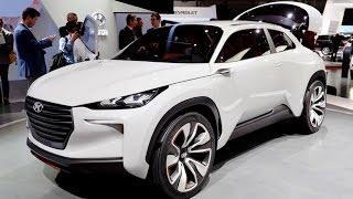 Hyundai Kona l upcoming cars in india 2017 2018 l New i20-based Compact SUV