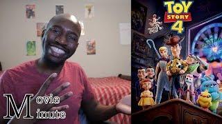 Фільм Хвилина: Історія Іграшок 4 (Спойлер Безкоштовний Огляд)