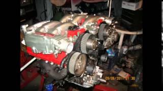 300zx twin turbo build
