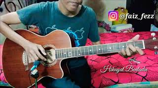 Ben Ladin - Hikayat Benladin | Fingerstyle cover | Faiz Fezz | Drum