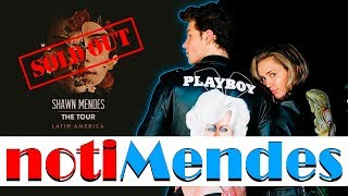 Shawn Mendes agota shows en Latinoamérica, ¿colaboración con Miley Cyrus? *notiMendes*