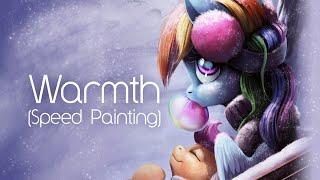 Warmth (Art Timelapse)