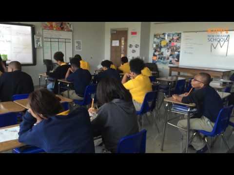 Joseph Zurro Teacher Spotlight - KIPP Believe College Prep