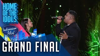 Download LYODRA X ANDMESH - JANGAN RUBAH TAKDIRKU - GRAND FINAL - Indonesian Idol 2020