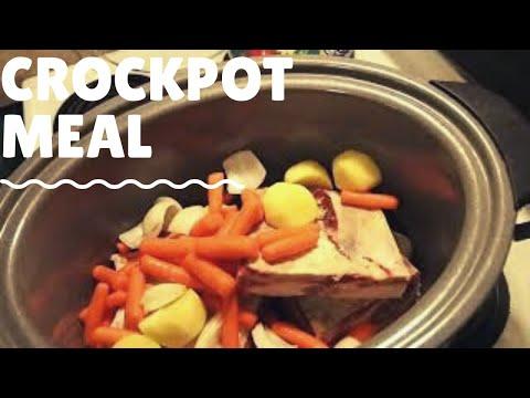 Crockpot BBQ Ribs || Beef Short RIb Recipe