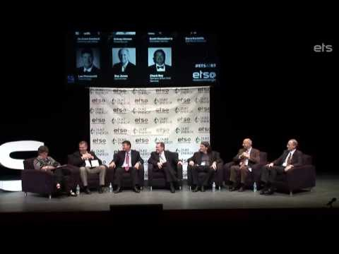 ETS@researchtriangle 2014 Grid of the Future Panel: PowerSecure, Schneider Electric, ABB, Duke