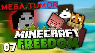 DER MEGA TUMOR & MEIN EIGENES PFERD! ✪ Minecraft FREEDOM #07 mit GermanLetsPlay