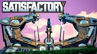 Satisfactory #018 | Hoch hinaus - Weltraumlift | Gameplay German Deutsch thumbnail