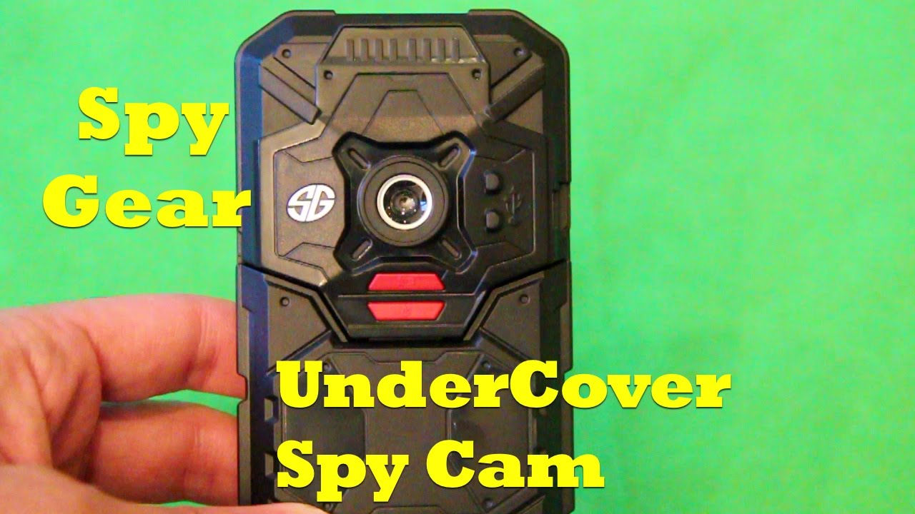 Spy Gear Undercover Spy Cam Phone Review. Motion Activated Stealth ...