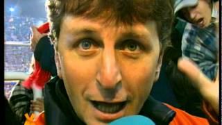 Korol en la vuelta de Maradona a Boca (Boca - Racing) - Videomatch 1997