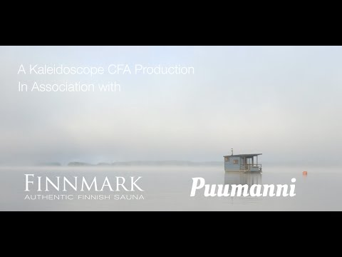 Finnish-made Log Saunas & Log Cabins By Puumanni | Finnmark Sauna