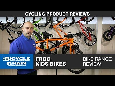 Frog Bikes - The best kids bikes on the market