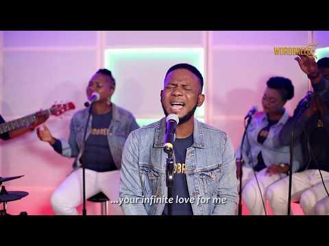 INFINITE LOVE-chris Shalom And Wordbreed Worship Group