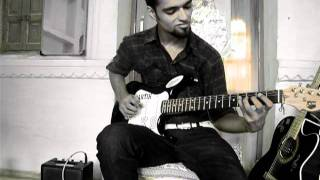 Pal Pal Dil Ke Paas(every moment near my heart....) Guitar Cover by Kartik