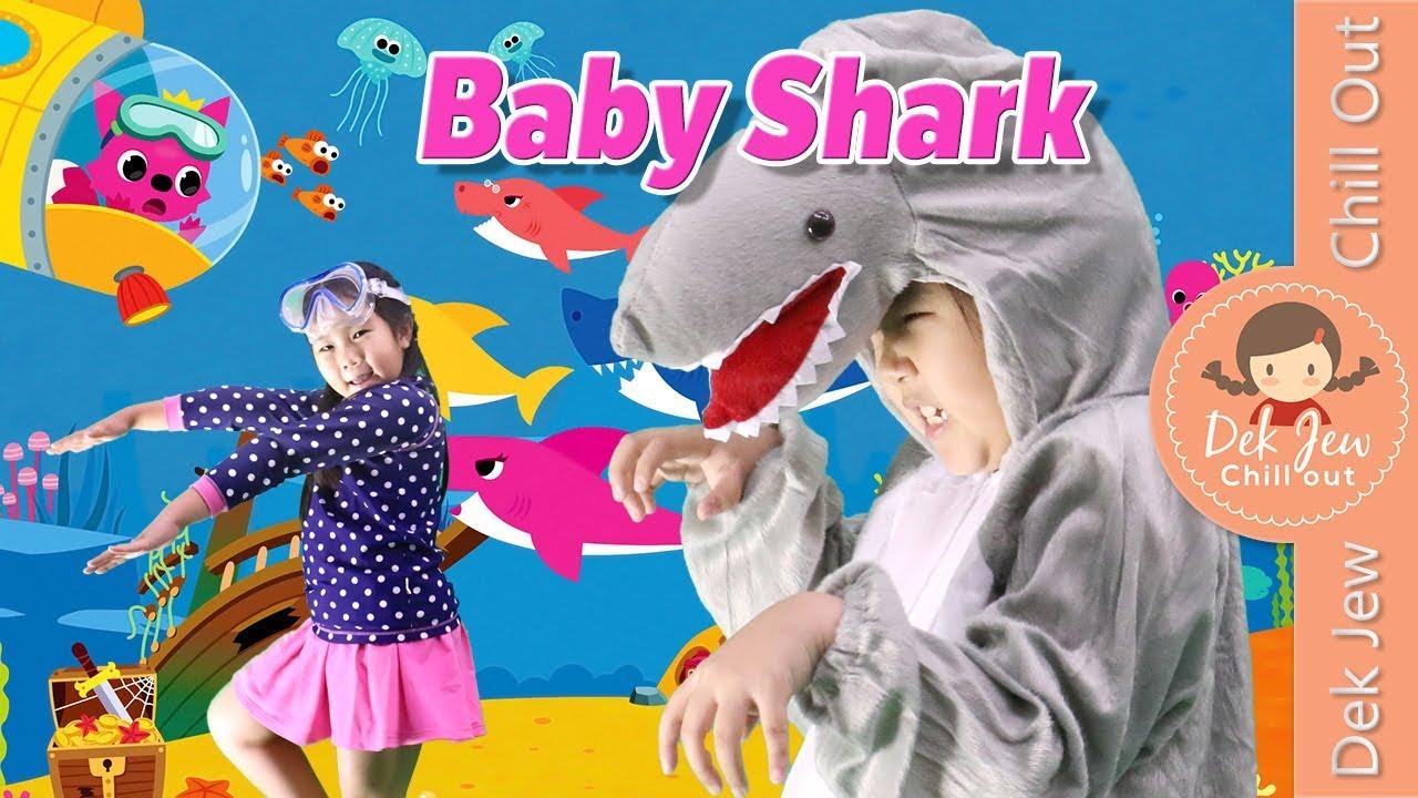 เด็กจิ๋วเต้น Baby Shark Dance | PINKFONG Songs for ...