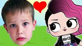 КРАСНЫЙ ШАР МИСТЕР МАКС спасает Катю, мультик игра Детский летсплей #24