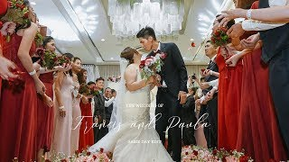 Francis and Paula | On Site Wedding Film by Nice Print Photography