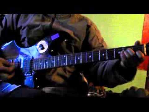 Guitar lead & chords of song Tu hi ye mujhko...