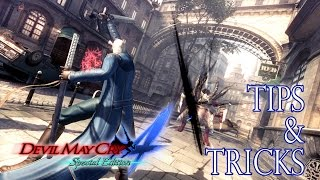 Devil May Cry 4 Special Edition - Concentration and Judgment Cut