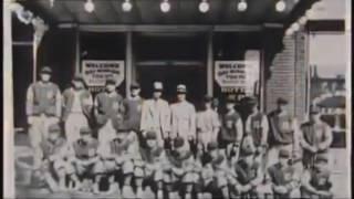 1935年 東京巨人 米国遠征 宿泊先・シアトル市内