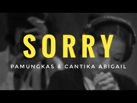 SORRY - Pamungkas & Cantika Abigail (IGTV VIDEO)