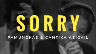 Gambar cover SORRY - Pamungkas & Cantika Abigail (IGTV VIDEO)