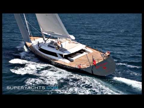 The Luxurious Red Dragon Yacht