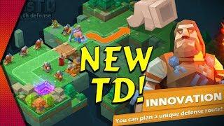 Gods TD: Myth Defense - UNIQUE TOWER DEFENSE MOBILE GAME   MGQ Ep. 168