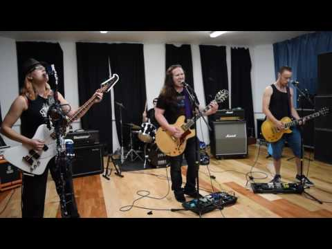 FyreSky - Red Velvet Rope (Rehearsal Session)