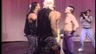 Tommy Rich & Doug Gilbert PG13 Brawl In The Studios